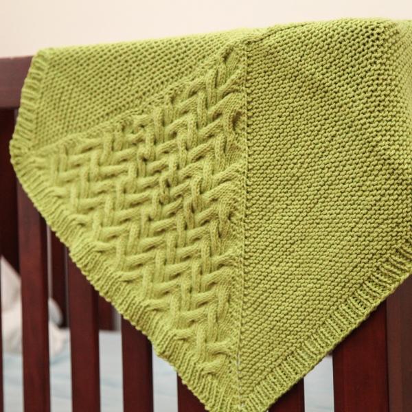 Paglia Baby Blanket