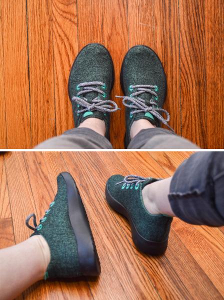 Allbirds: Wool Sneaker Review — Emma