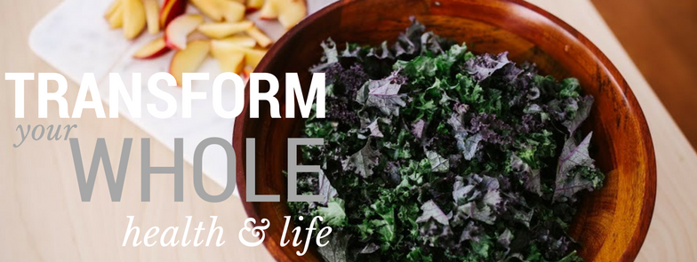 Six months of commitment, exploration, and healing to a new view of food and a renewed you.  $150/month