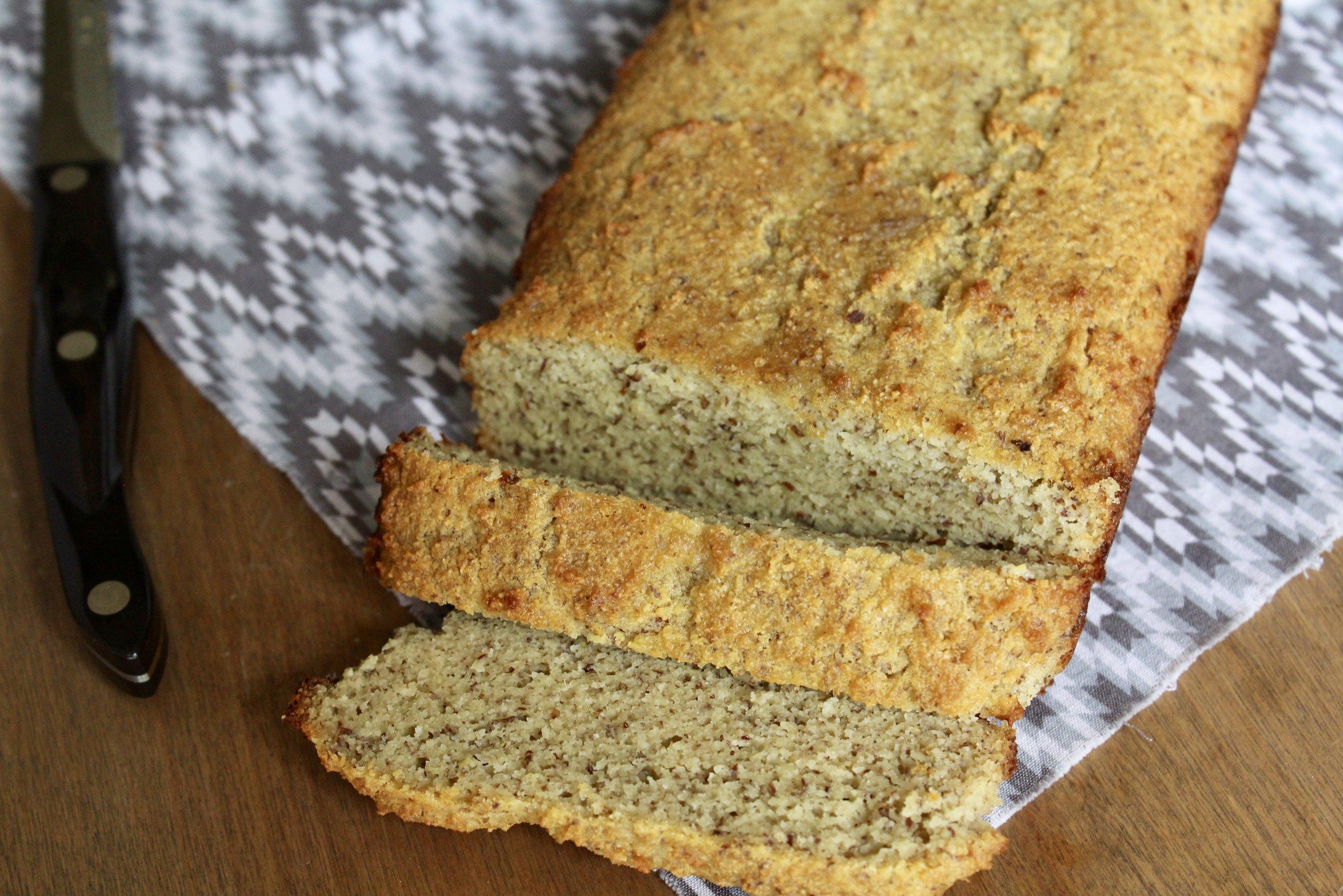 GLUTEN/DAIRY-FREE BREAD