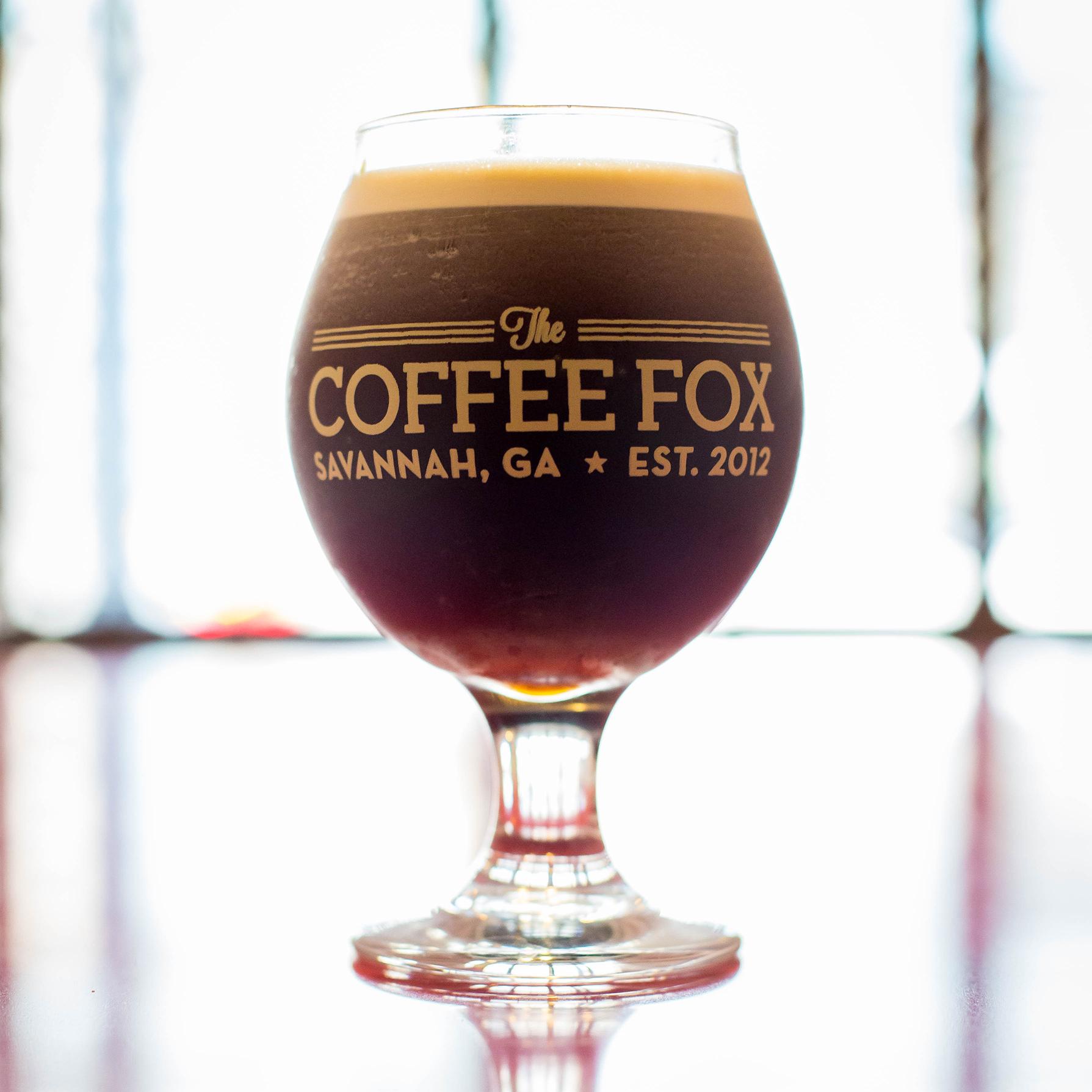 the coffee fox espresso coffee savannah