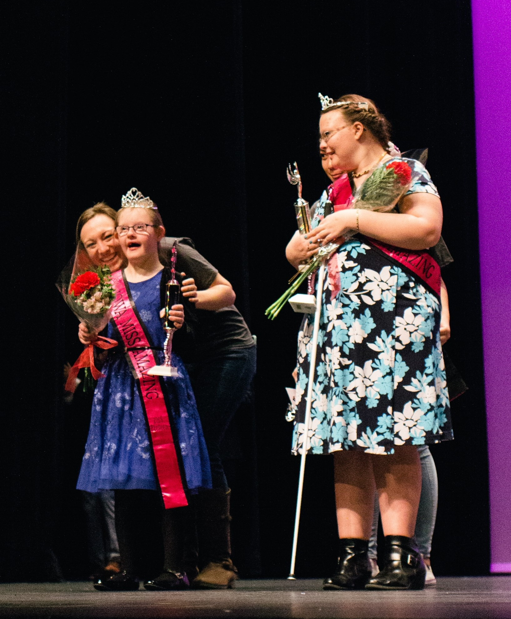 2019 Miss Amazing Event: - April 12-13, 2019Franklin Jr. High4801 Franklin Ave.Des Moines, IA 50310Applications are due March 1st!