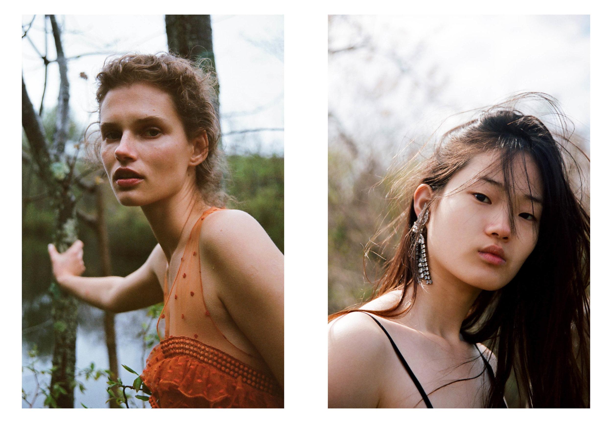 Vogue Me, Dylan Forsberg