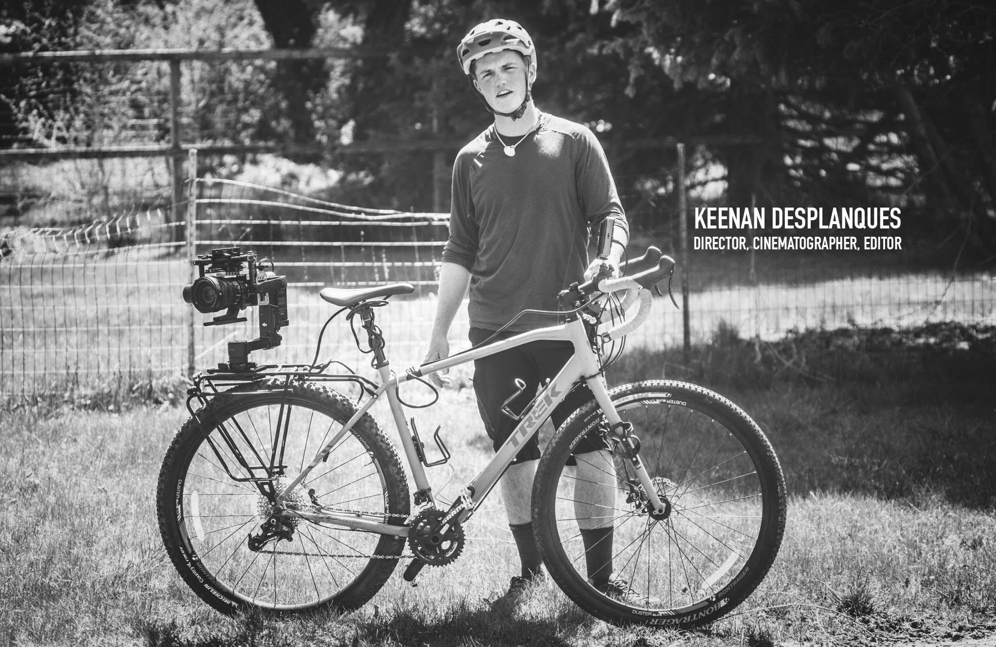 """Keenan DesPlanques on location filming """"Finding Time"""" // Tanumshede, Sweden"""