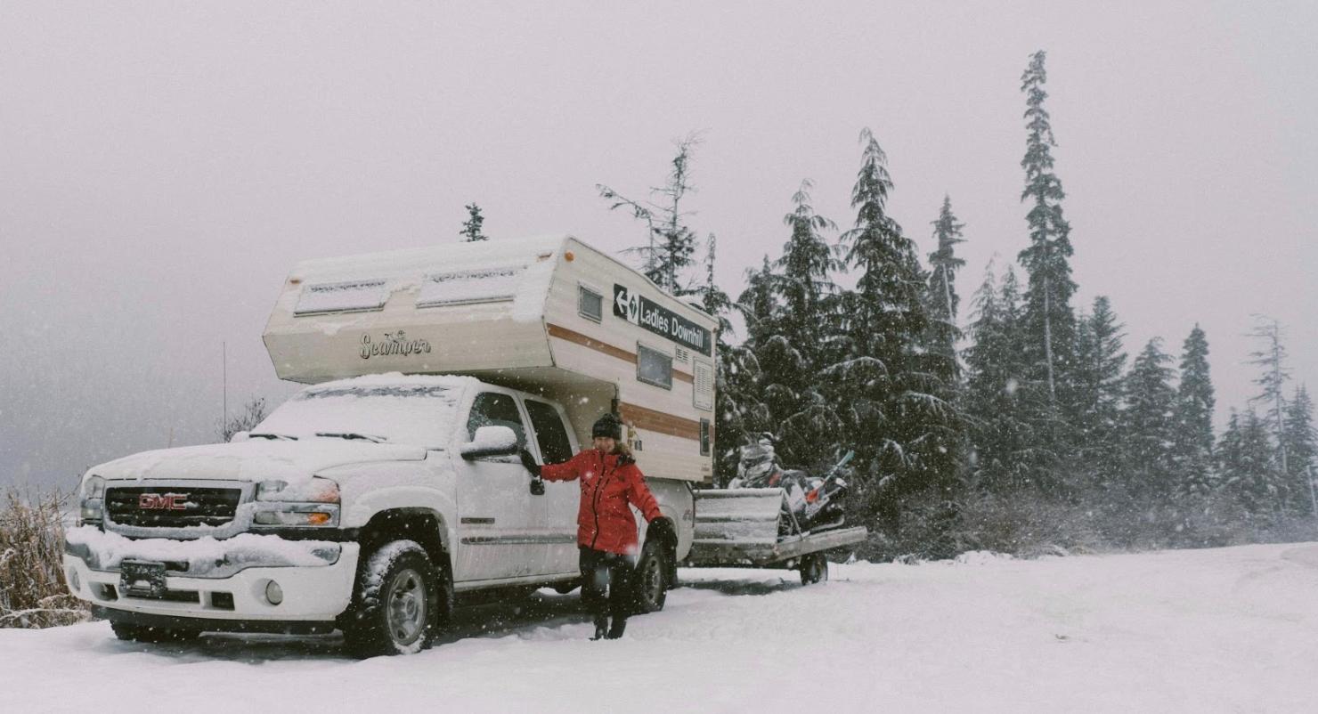 Skier Rich - A documentary series