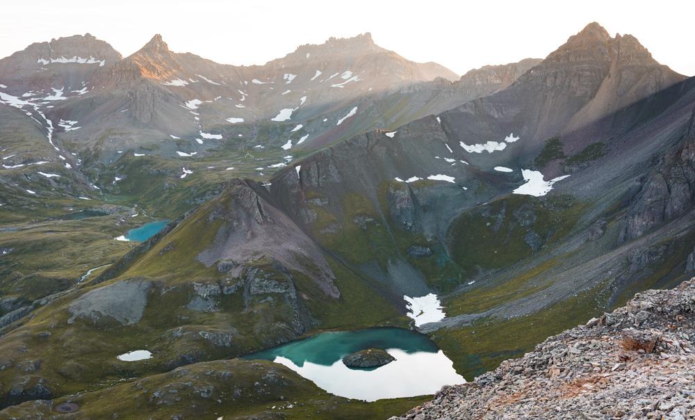 The Colorado Trail Race -