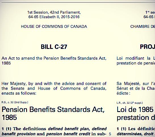 http://www.parl.gc.ca/HousePublications/BillC-27    (First Reading)