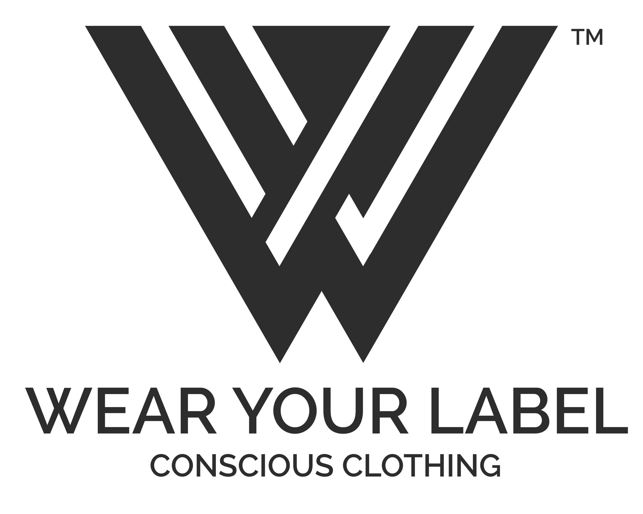 wear your label logo