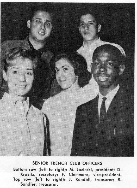 Rayen (High) School 1963 French Club    309177_3682603620092_1779374070_n.jpg