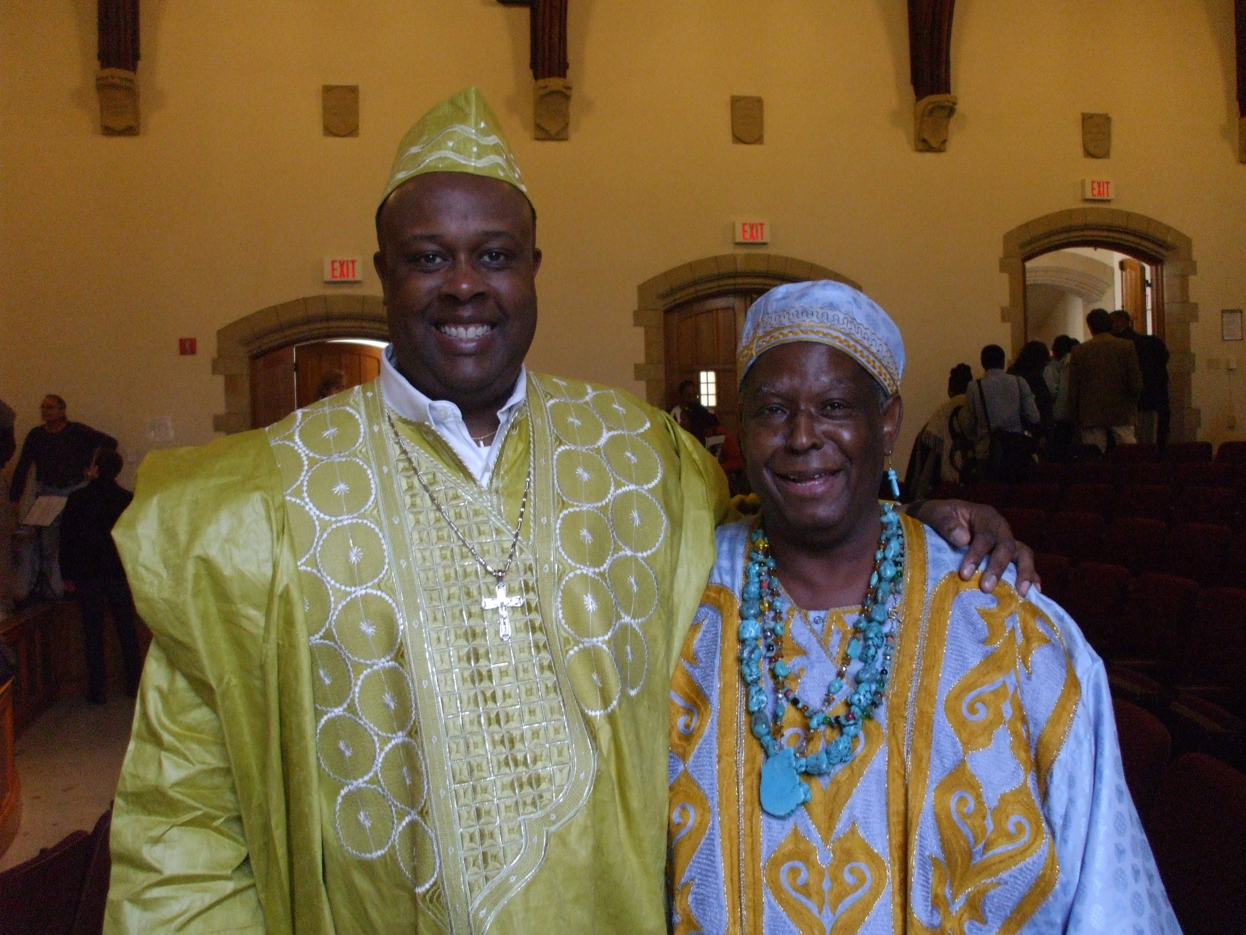 Francois and Marichal in traditional outfits.jpg