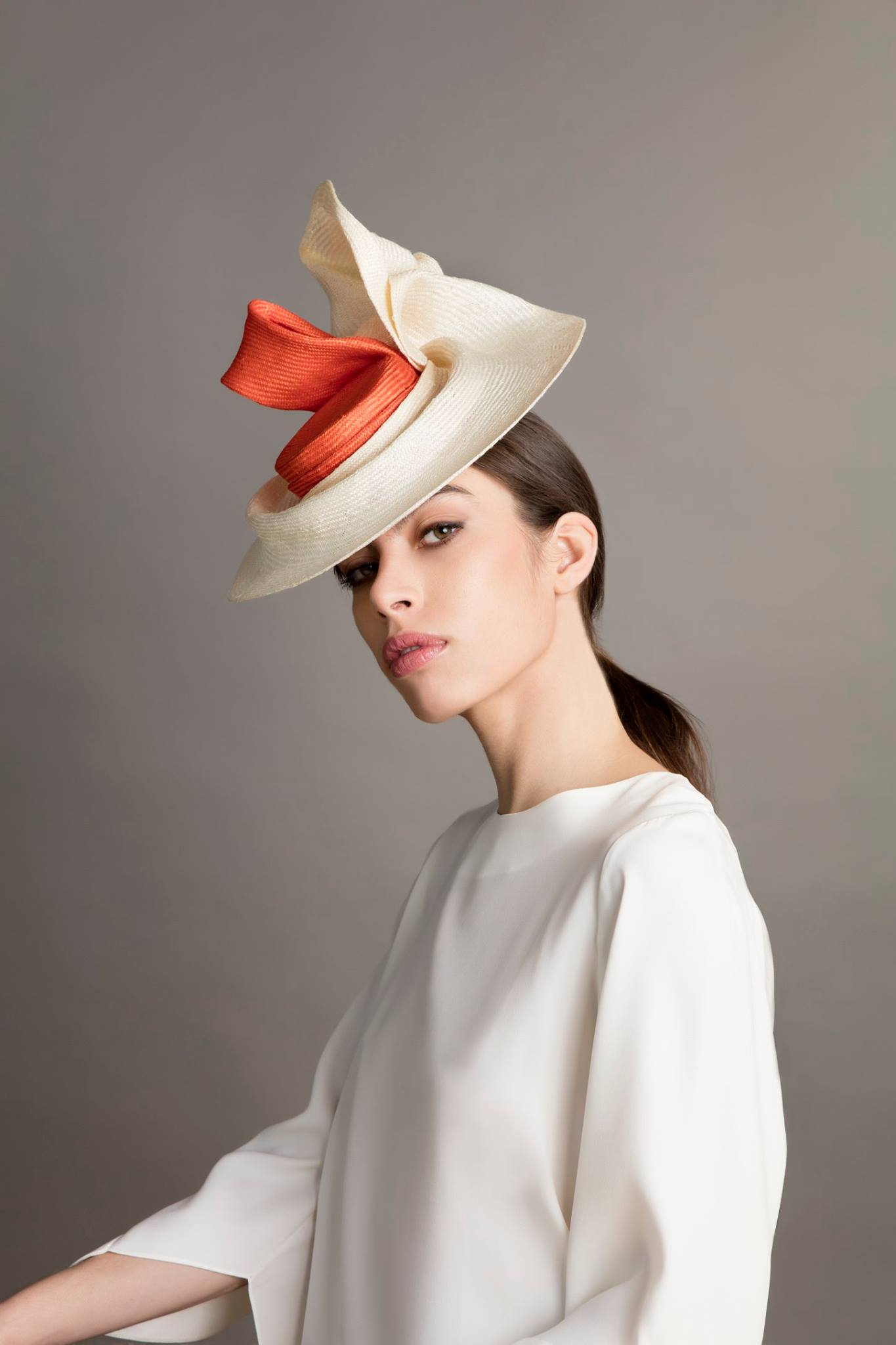 Designer: Amina Marie Millinery | Photographer: Ron Berg Photo