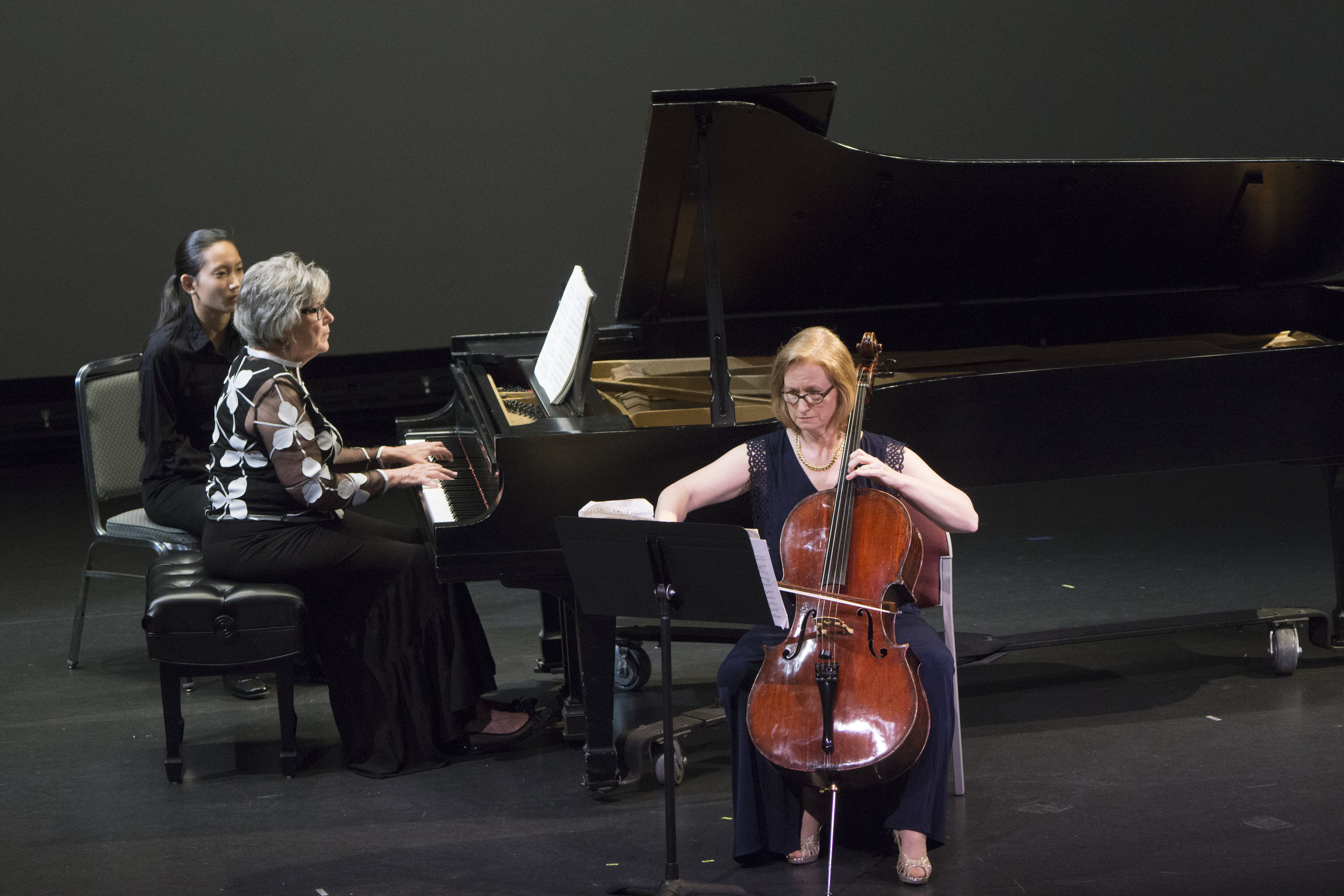 Thank you for your continued financial support. - Our programs and educational concerts rely on our patrons who value high quality chamber music in the concert hall and in our area schools.