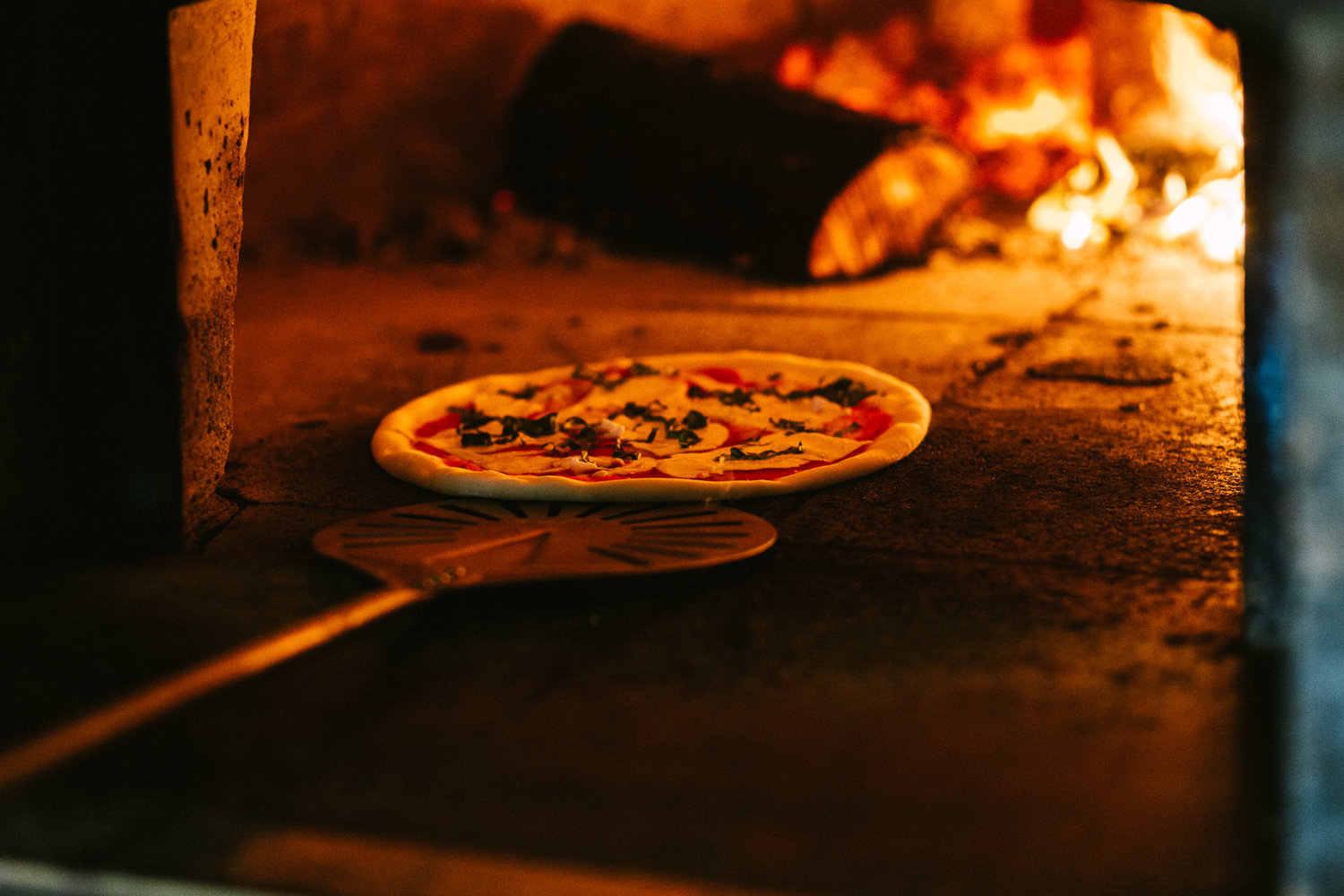 Cinders Wood Fired Pizza