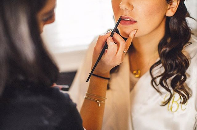 1/3. We love seeing our makeup artists and hair stylists bringing so much passion to their work.