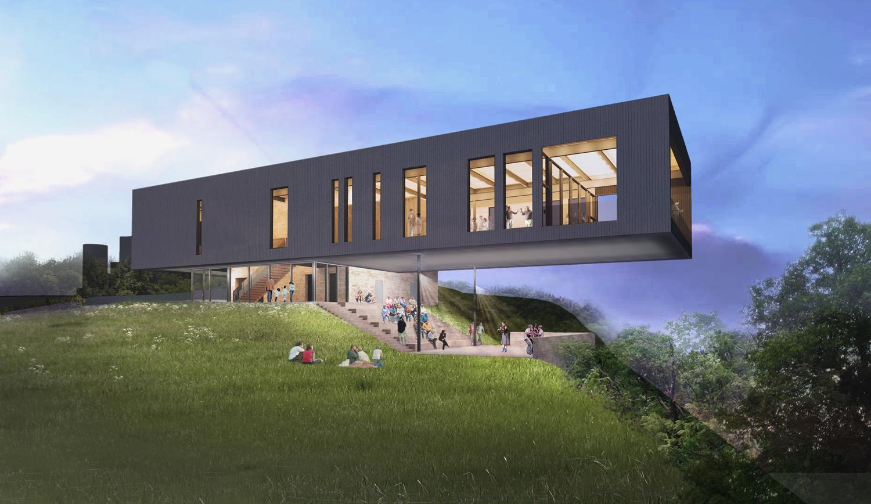 WILD TURKEY BOURBON - Visitor Center Proposal