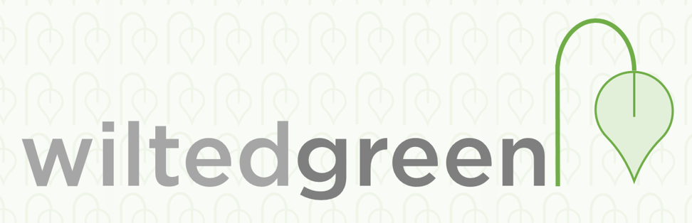 wilted green logo