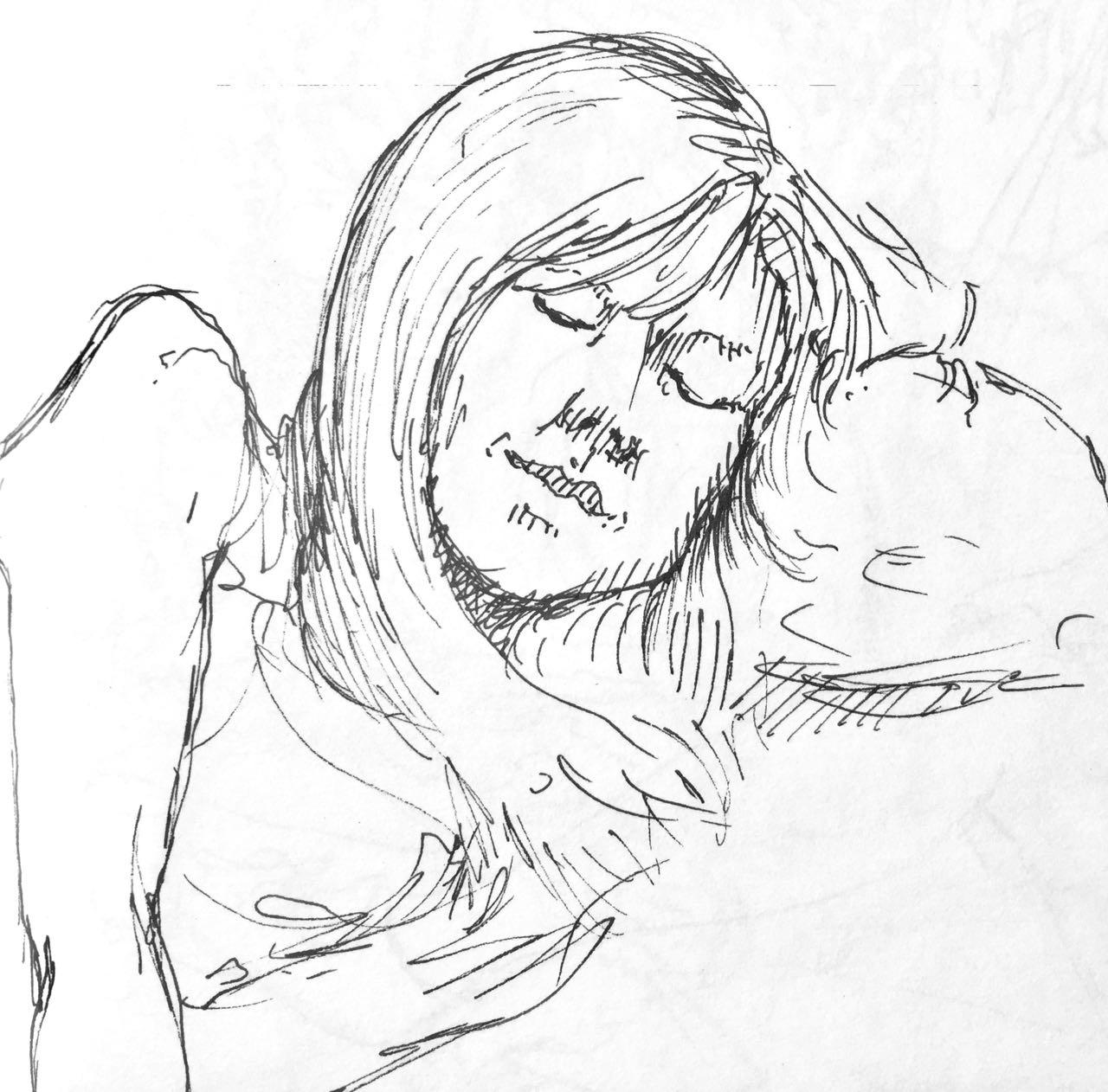 Charlotte rests in Eden