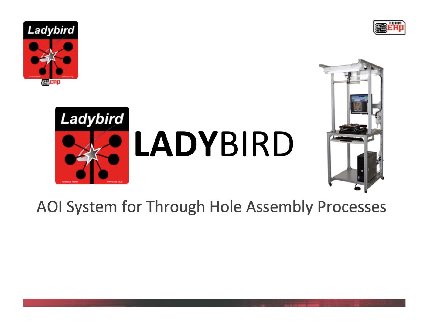 LadyBird Intro Presentation
