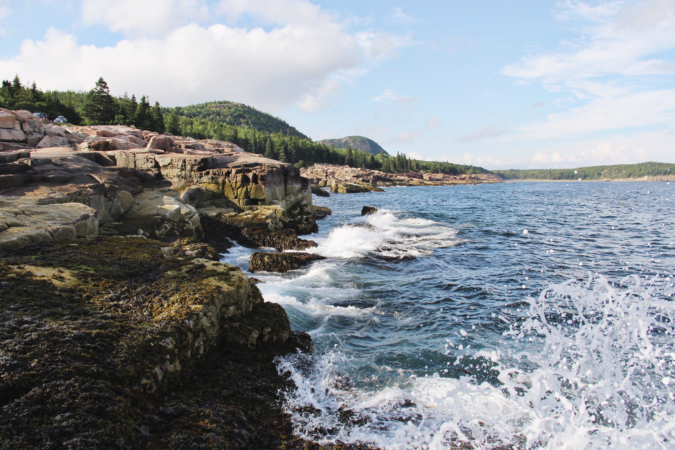 Acadia National Park, Maine - The Pastiche