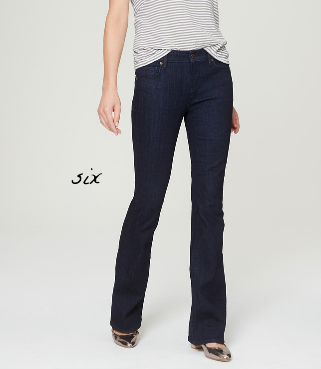Flare jeans - Loft