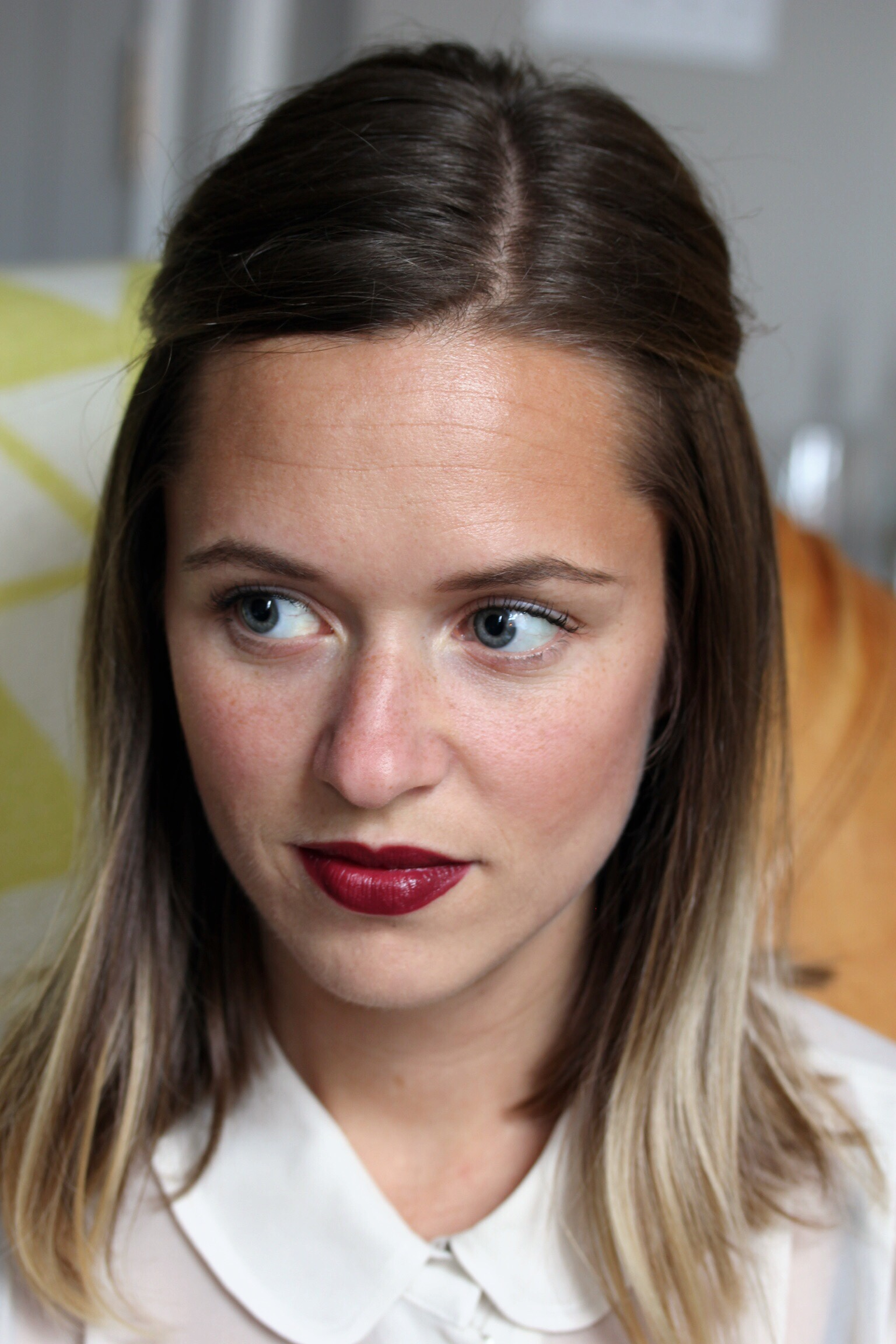 """Wearing L'Oreal Infallible in """"Persistent Plum"""" - The Pastiche"""