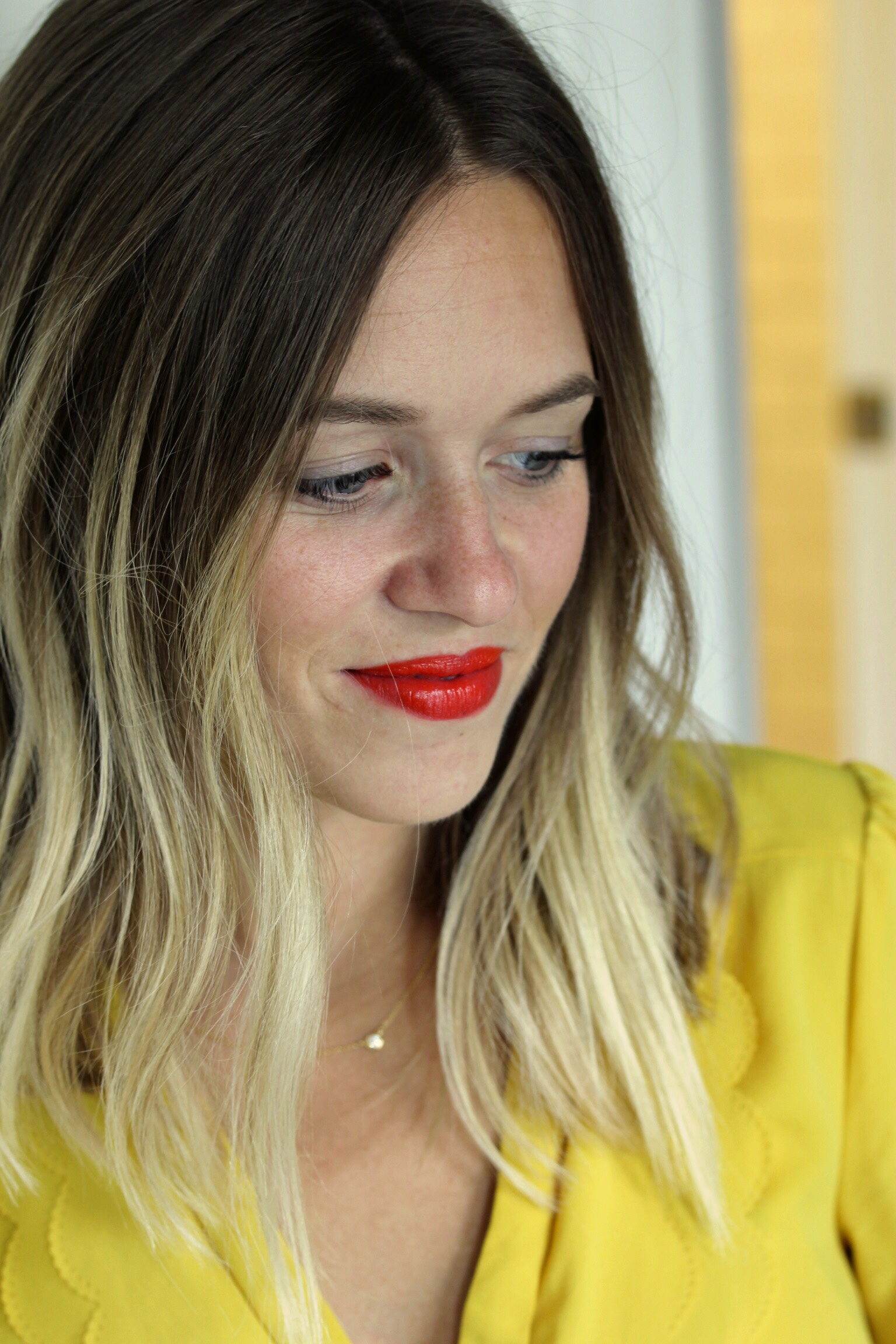 """Wearing Revlon Ultra HD in """"Marigold"""" - The Pastiche"""