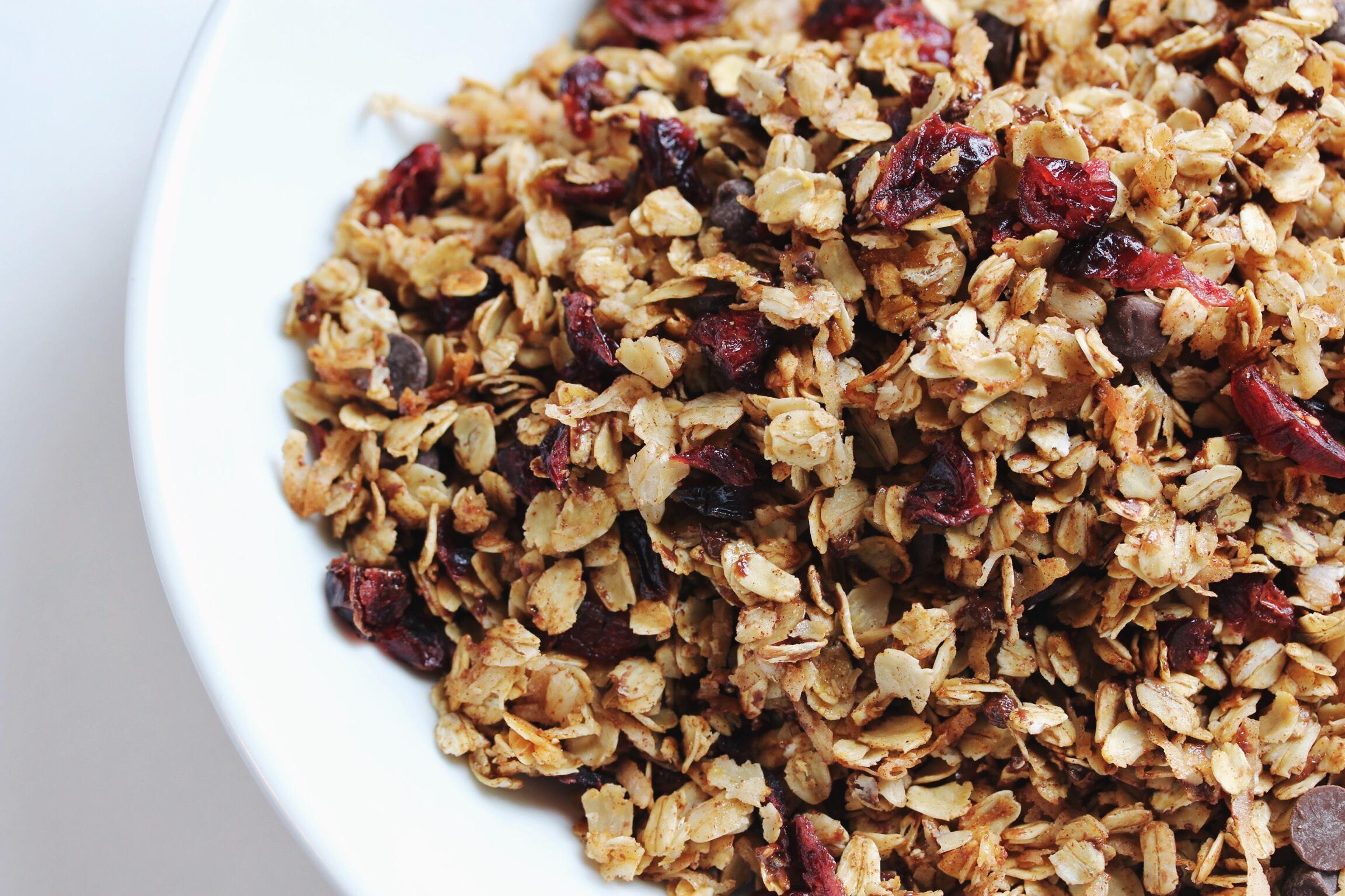 Good Mornin' granola hostess gift - The Pastiche