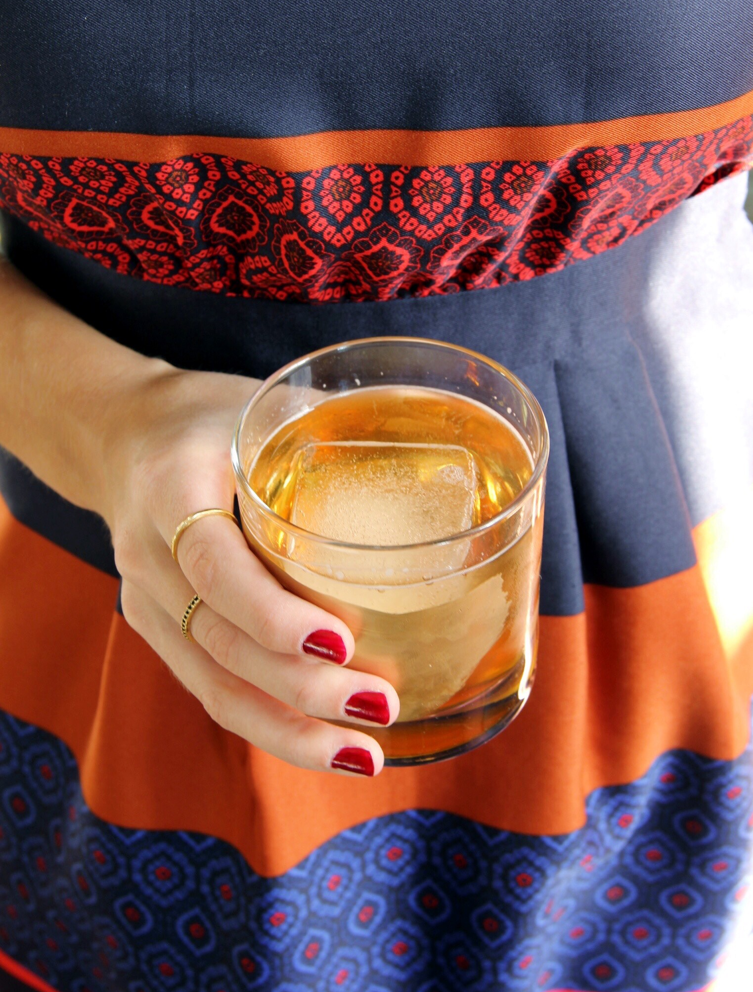 Autumn Sweater cocktail - The Pastiche