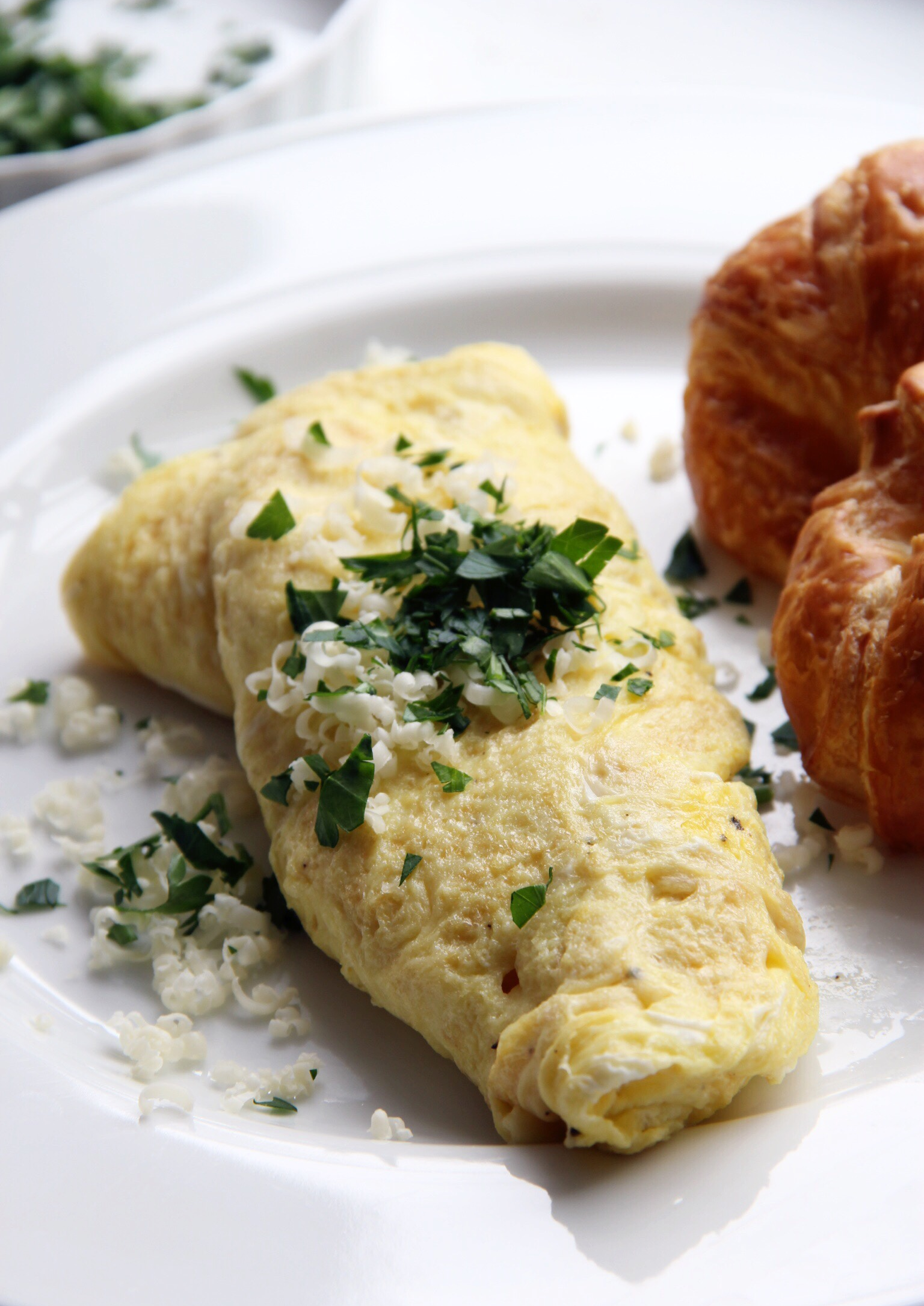 Making a perfect French omelette - The Pastiche
