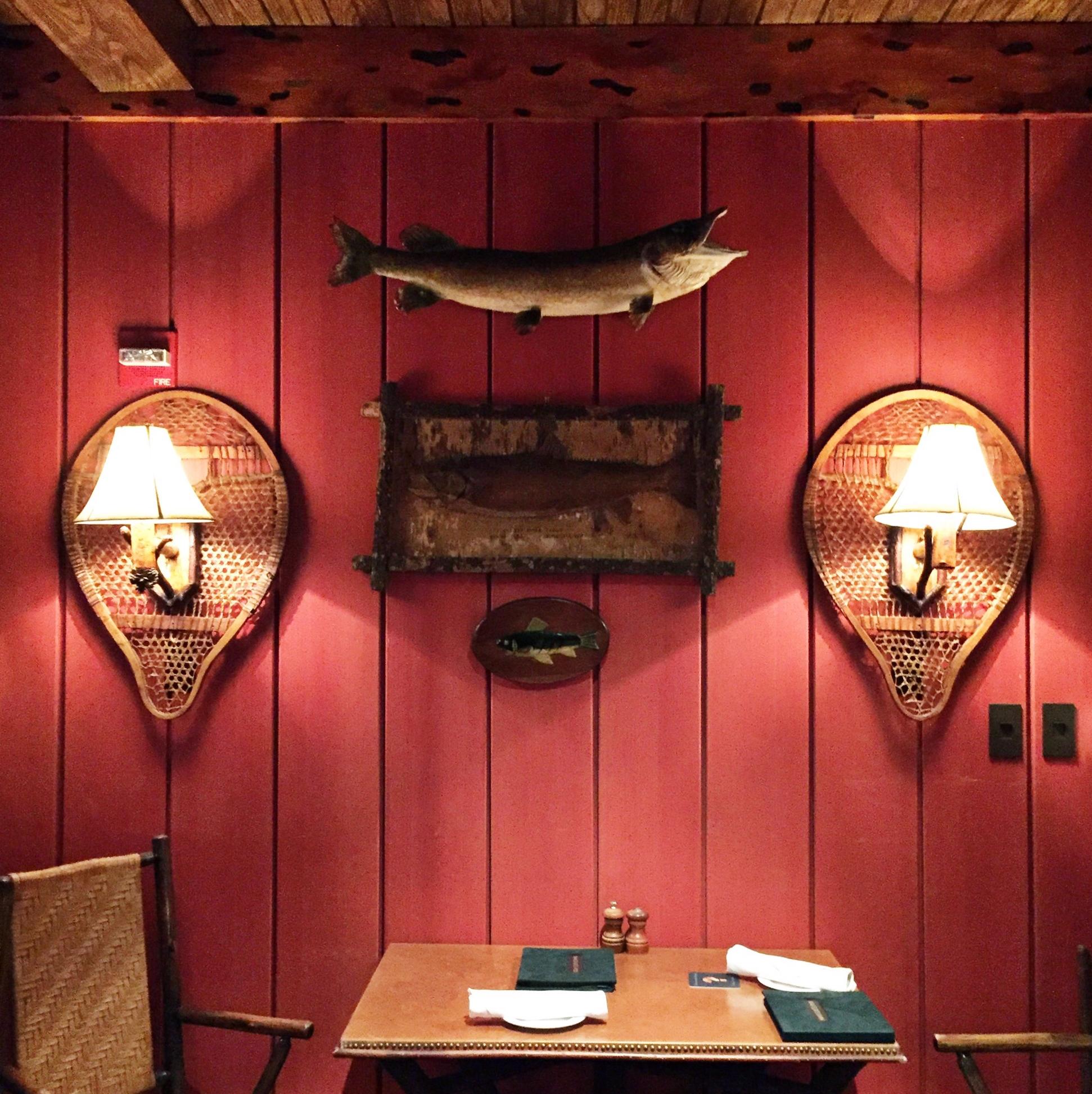 Lake Placid Lodge - The Pastiche