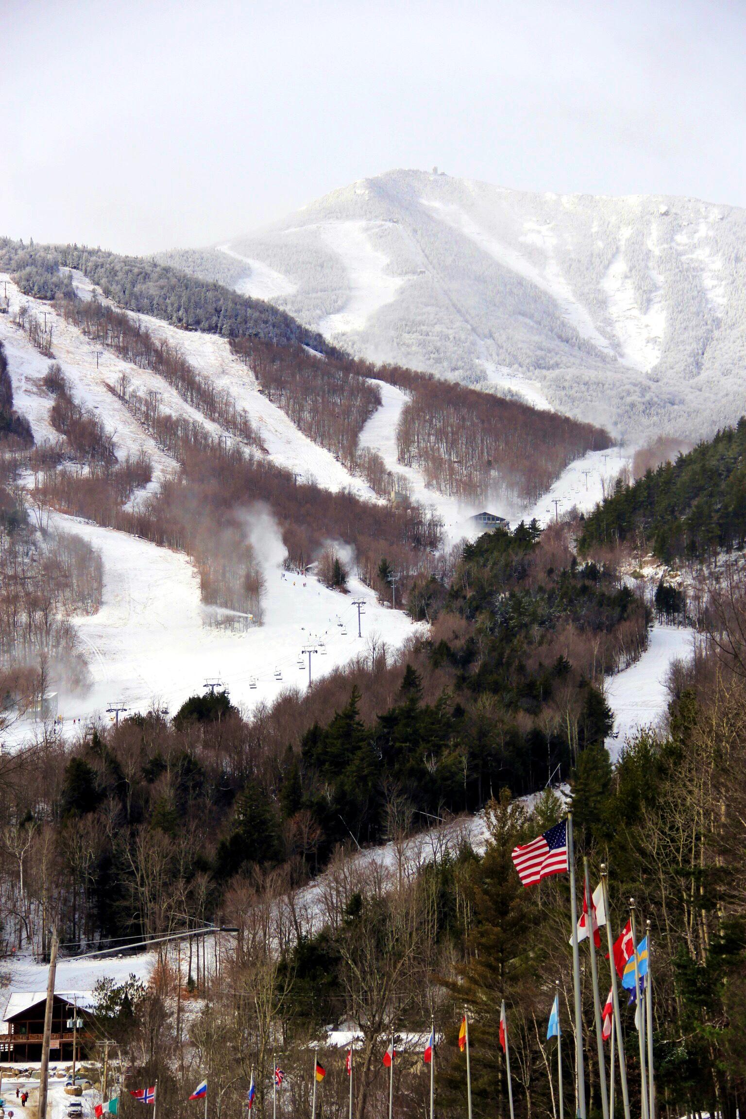 White Face Mountain - The Pastiche