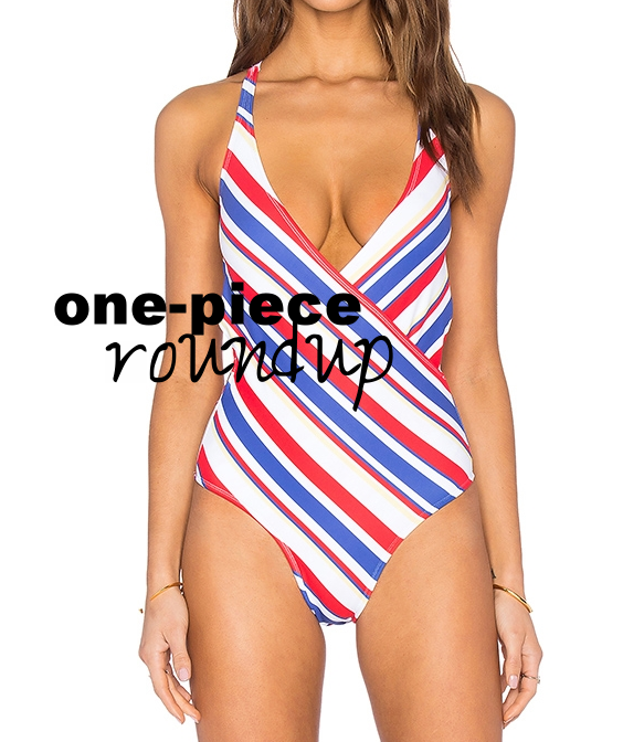 One-piece bathing suit roundup - The Pastiche