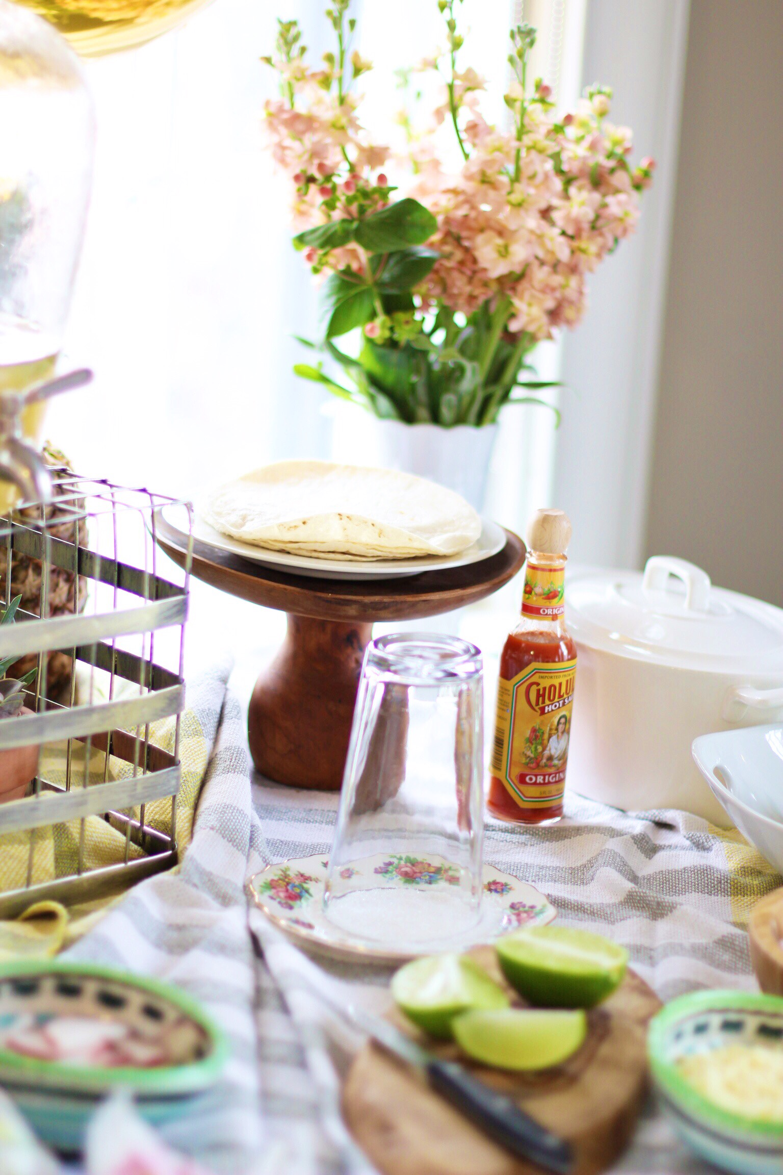 Mexican themed birthday party - The Pastiche