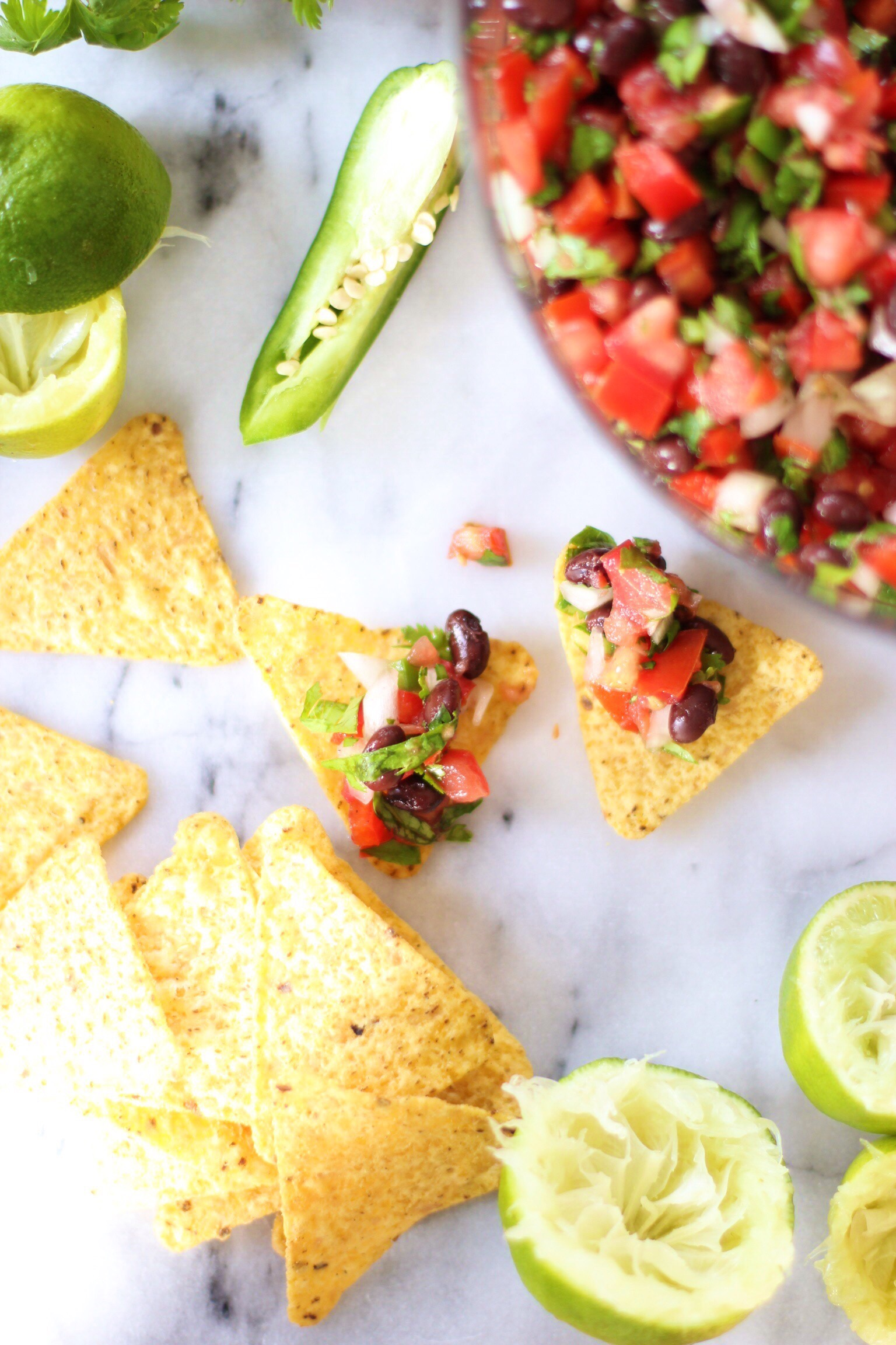 My favorite salsa for Cinco de Mayo - The Pastiche