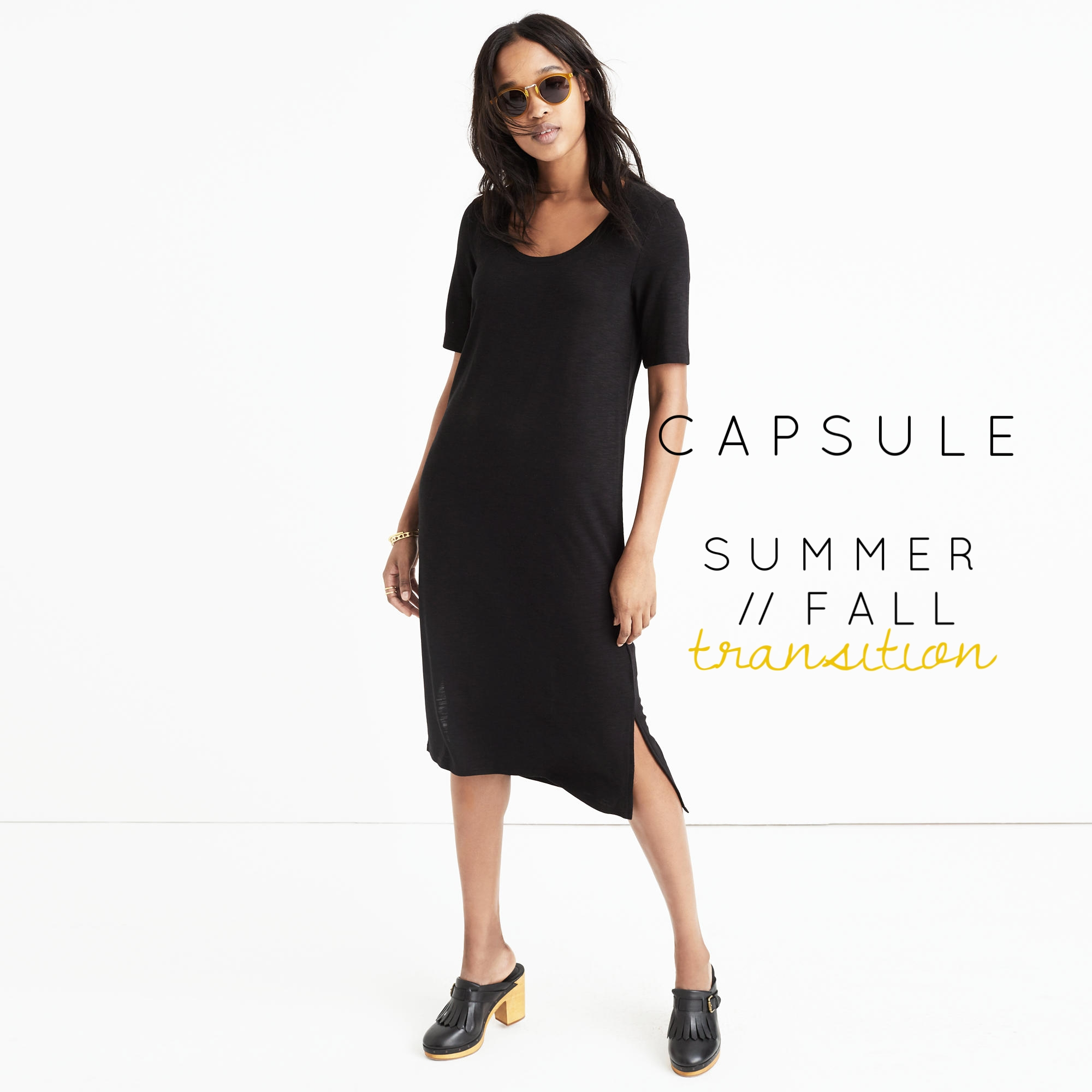 In the Market For: Transitional Capsule Pieces - The Pastiche