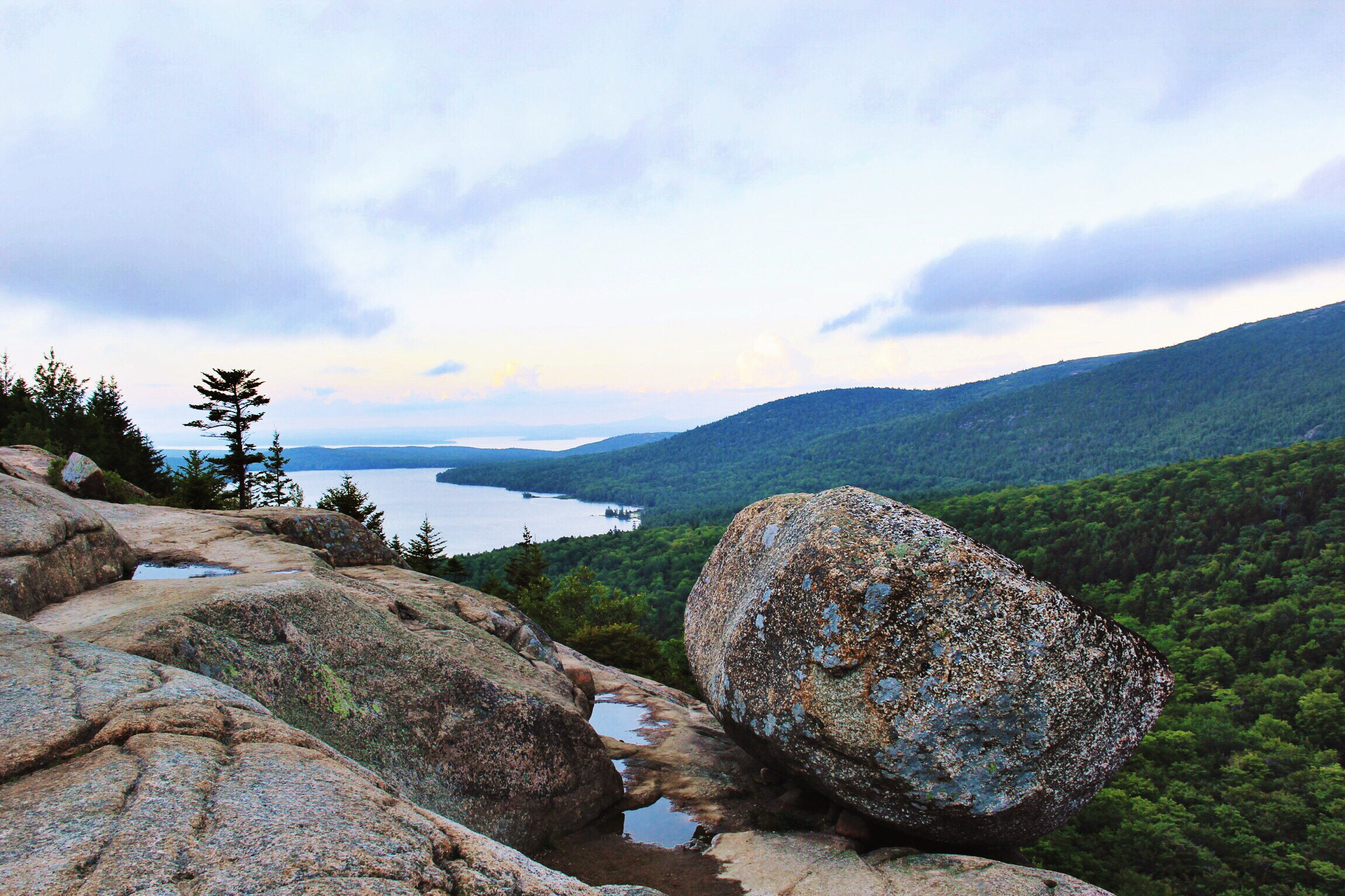 Travel as a right - The Pastiche (Acadia National Park)