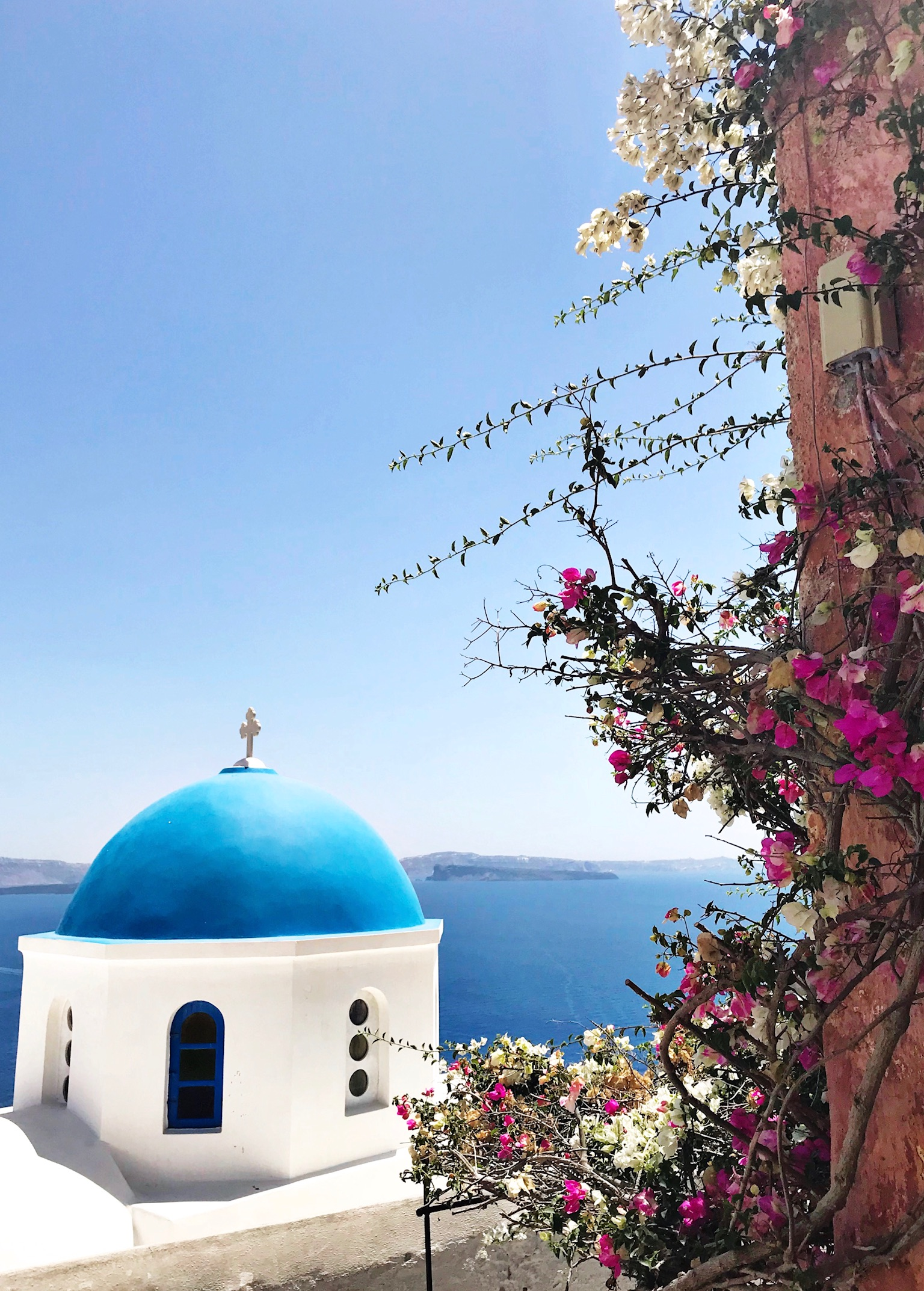 The very best view in Oia