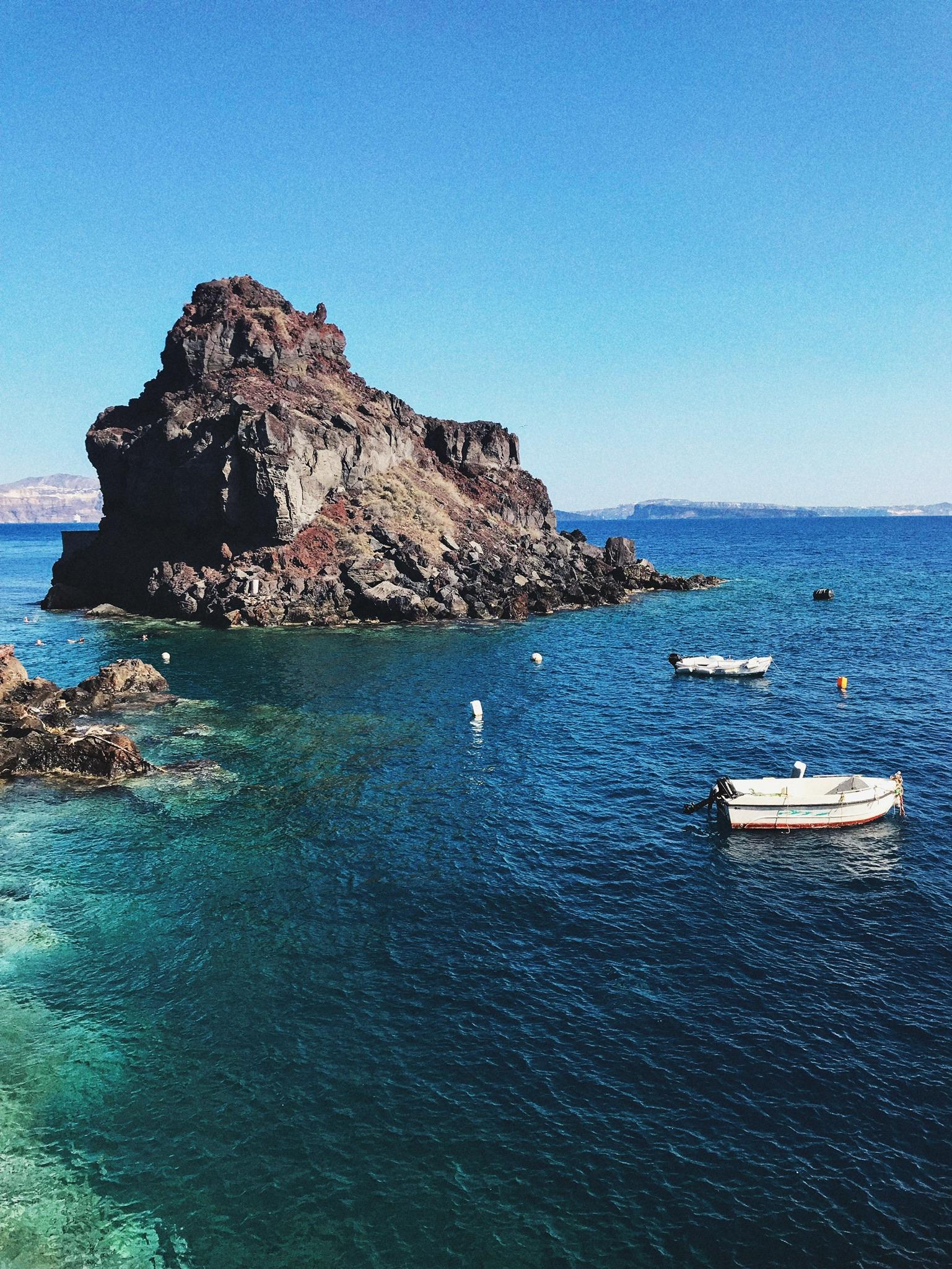 Beautiful Amoudi Bay