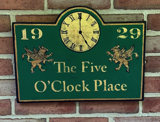 the five o clock place_custom_tavern sign_colonial american sign company.JPG