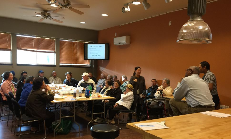 Labor Standards presentation at Mt Baker Housing