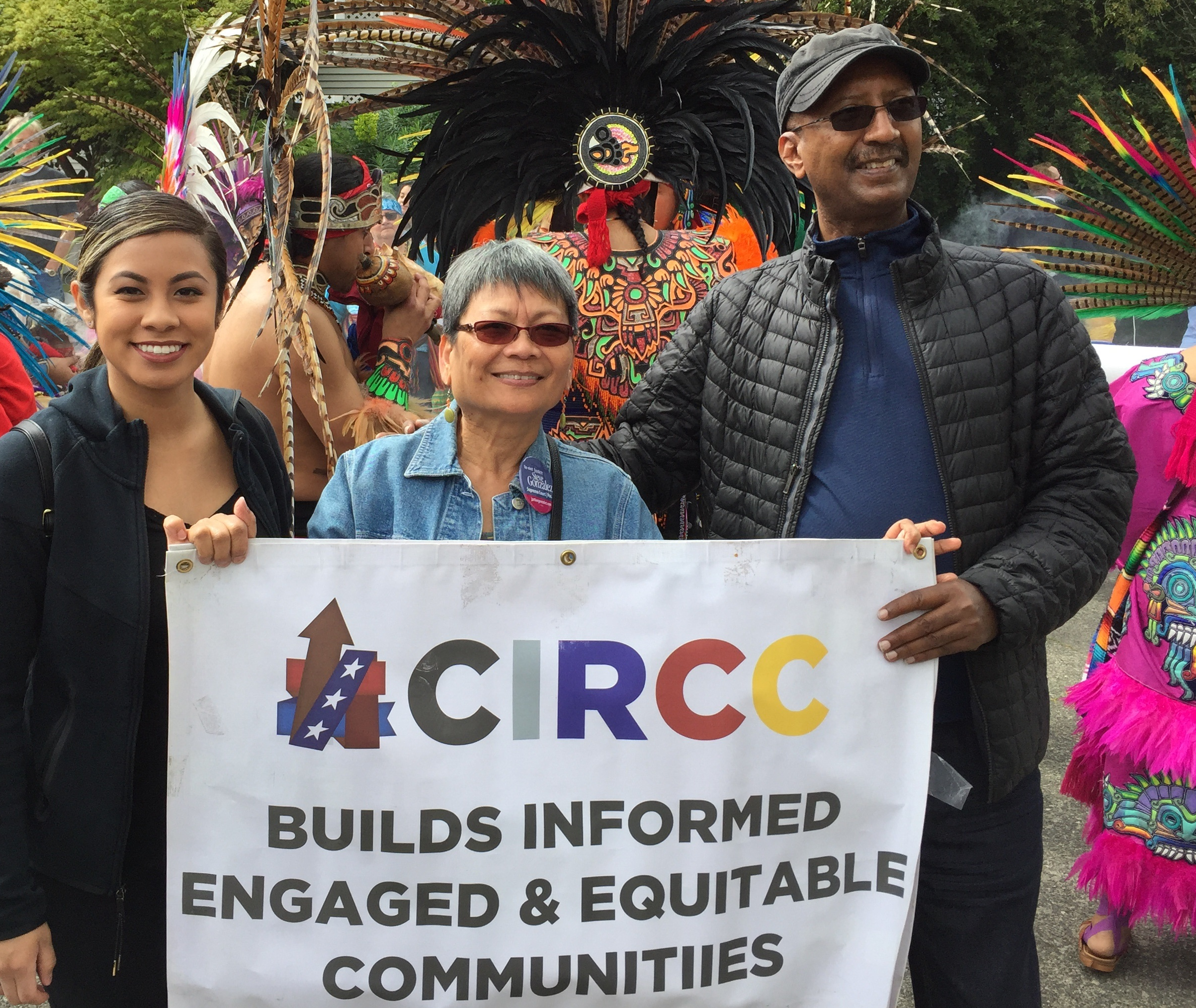 WHO WE ARE - The Coalition of Immigrants Refugees & Communities of Color is a group combining multi-cultural organizations and individuals dedicated to building informed, engaged, and equitable communities.