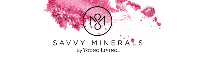 Savvy Minerals Makeup by Young Living - SharonMarta.com