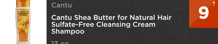 Think Dirty App Cantu Shea Butter Shampoo