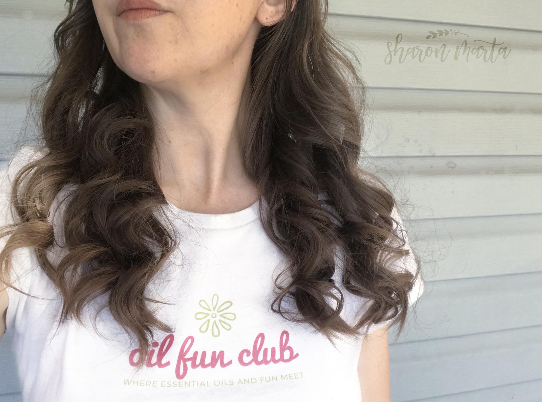 Healthy, Natural, Hair DIY Homemade