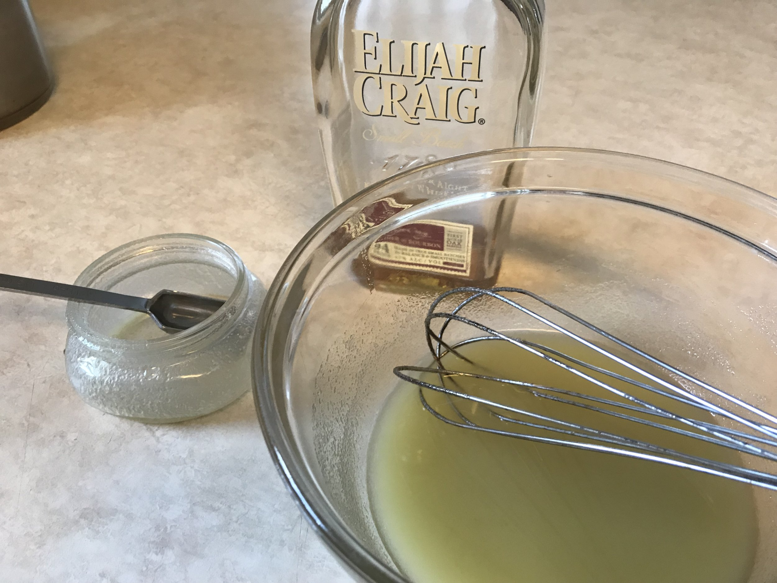 Nontoxic homemade beard balm for sensitive skin and made with essential oils