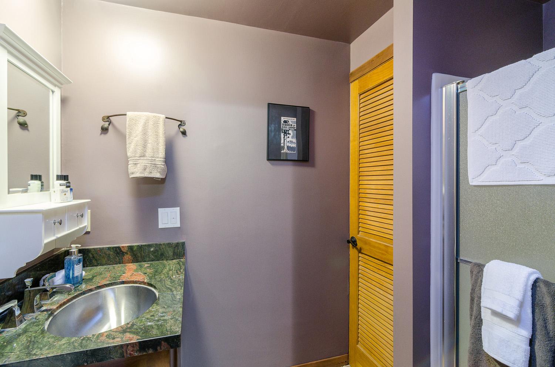 Bathroom - Sequoia Bedroom Downstairs