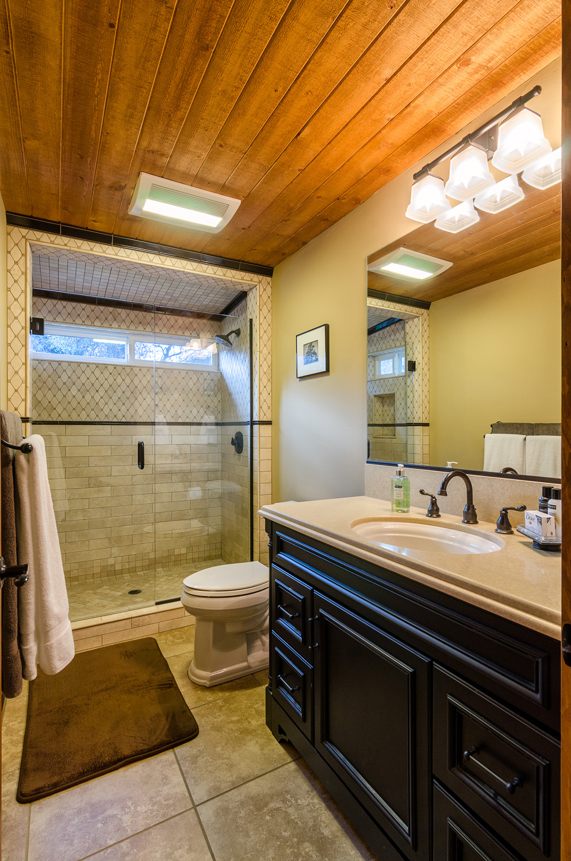 Bathroom Green Bedroom Downstairs