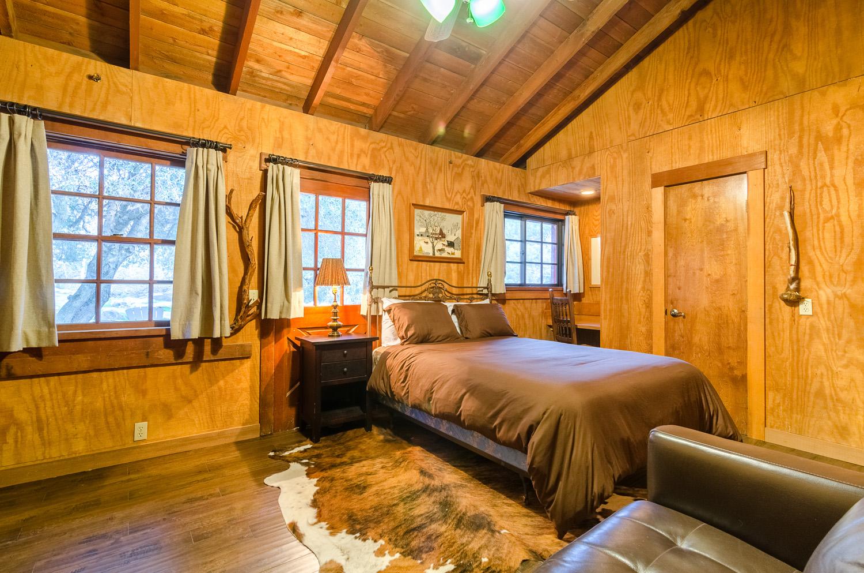 Cowboy Bedroom Downstairs