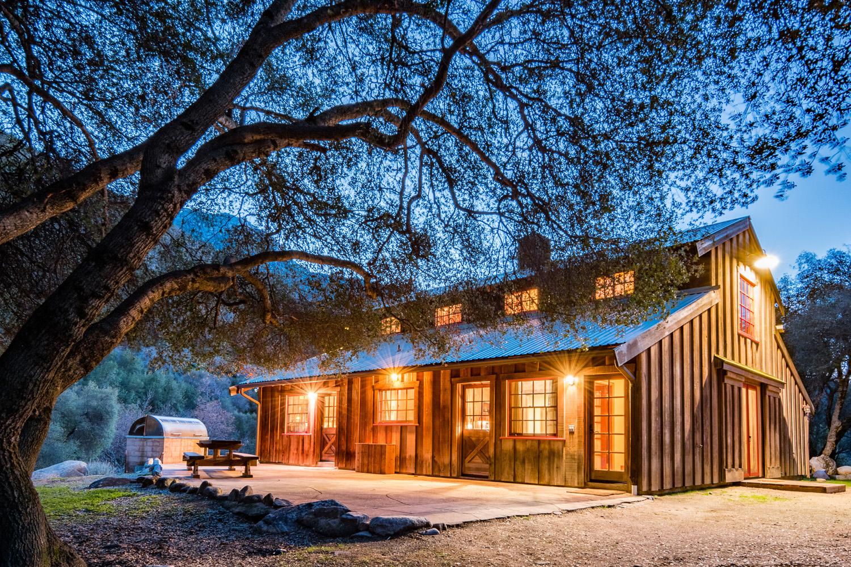 The Barn House Patio