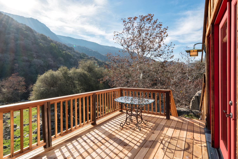 Upstairs Kitchen's Terrace